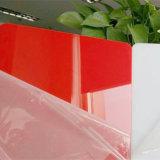 Placas coloridas do acrílico do perspex da alta qualidade barata PMMA
