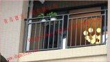 Disegni delle inferriate del balcone del ferro saldato della decorazione