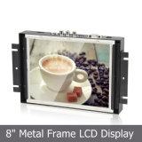 """8"""" Pantalla LCD de bastidor abierto para el quiosco, Juegos, Uso Industrial."""