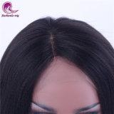 Colore naturale diritto dei capelli umani del merletto di Short completo all'ingrosso della parrucca