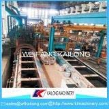 Automatischer Vakuumdichtungs-Formteil-Produktionszweig für Gießerei
