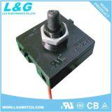 Refroidisseur d'air 4 Position du sélecteur 3 voies à l'interrupteur rotatif