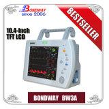 Moniteur patient portable (bw3B) , ECG PB, SpO2, température, la fréquence de pouls