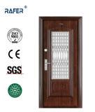فولاذ باب في باب/فولاذ باب مع نافذة ([ر-س104])