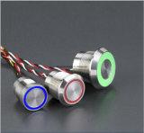 металл 19mm и пластичные емкостные переключатели (CPS19B-FMNORS2-NGS)