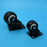 Furniture를 위한 2/2.5 인치 Black Caster Wheels Caster Wheel