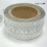Étiquettes rondes de contrôle d'accès de PVC de la puce Ntag213/215/216 de tag RFID