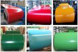 屋根ふきシートのためのカラーによって塗られる鋼鉄コイルかカラーによって電流を通される鋼鉄PPGI