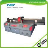 Grand Format Imprimante jet d'encre UV (2.5m * 1.22m) avec Ricoh Gen 5 pour Marble Printing