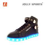 OEM Schoenen van de Nieuwe LEIDENE van de Manier van de Stijl de Lichte Sporten van het Comfort voor Mensen