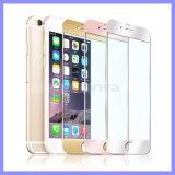 iPhone 6s аргументы за задней части фронта тонкого стеклянного металла Aolly экрана протектора алюминиевое плюс