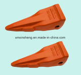 Bulldozer del caricatore di escavatore dei denti PC400 della benna del pezzo fuso di KOMATSU delle parti