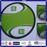 아주 새로운 선전용 다채로운 나일론 Foldable 플라스틱 원반