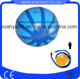 30cm 40cm 50cm Slosh hinchable Aqua Fitness Ball para la venta