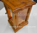 Caja de empaquetado del perfume de madera