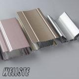 SGS China Fabrikant 6063 6061 de Poeder Met een laag bedekte Uitdrijving van het Aluminium