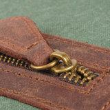 Sacco di spalla lavato modo della tela di canapa (RS-6915A)