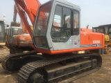 Excavadora Hitachi Ex200-1 de Segunda Mano, Excavadora de ruedas Hitachi de Segunda Mano