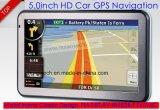Hot 5.0 pouces HD avec navigation GPS Portable voiture ISDB-T TV Récepteur TMC Bluetooth