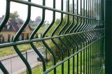 Изгибание трехстороннего сварной сетки ограждения