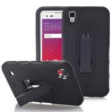 Caisse de silicones d'accessoires de téléphone mobile pour l'hommage HD de l'atterrisseur Ls676
