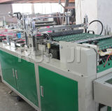 Chicken plástico Bag Making Machine com Arco-Shape Bottom
