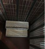 El material de la construcción de edificios del acoplamiento del ladrillo que reforzaba los accesorios soldó el acoplamiento del ladrillo