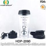 [600مل] باع بالجملة بلاستيكيّة دوّامة بروتين هزّة زجاجة, بلاستيكيّة كهربائيّة بروتين رجّاجة زجاجة ([هدب-2090])
