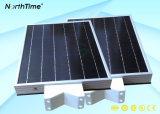 Installation facile de l'Énergie de l'enregistrement IP65 des feux de 3 lampes solaires Years-Warranty Street
