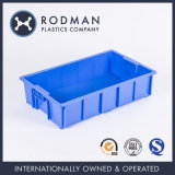 Recipiente de armazenamento padrão do alimento de Plasitc do HDPE Stackable Recyclable do GV no. 2