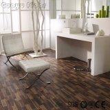 Plancher desserré en bois de luxe d'intérieur de PVC de la configuration 2017