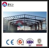 Estructura de acero de la luz de almacén o edificio/Taller (BYSS018)