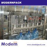 Тип разливая по бутылкам машины воды 1 галлона 10L заполняя линейный