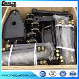 Tipo de água peptonada tamponada 14t*2 Suspensão mecânica com 12 peças a Mola de Lâminas