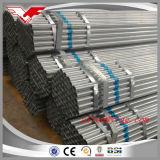 1/2--4inch pre galvanizzato intorno ai tubi d'acciaio per la costruzione della serra