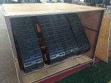 Sistema di pista di gomma piacevole per la jeep, la raccolta ed il veicolo fuori strada