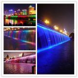 Arruela de parede LED de mudança de cor de luz para iluminação de exterior