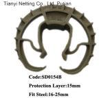 Entretoise en plastique de type de roue (SD0154B)