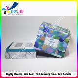 OEMの折るボール紙のペーパー表面クリーム包装ボックス