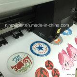 Het geschikt om gedrukt te worden Donkere/Lichte Oplosbare Document van de Overdracht van de Hitte Eco/de VinylGrootte van het Broodje voor Katoen/Kledingstuk/Sportkleding