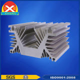 Dissipatore di calore di alluminio di profilo di Combiantion dell'aletta intensa