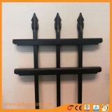 Recubierto de polvo de avanzado diseño montable en rack Flat Top Fence