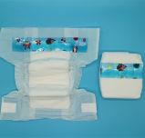 Produtos de marcas de segurança recém-nascido de fraldas para bebé