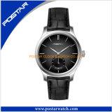 La montre de l'eau de quartz de montre-bracelet des hommes résistants à la mode de prix usine