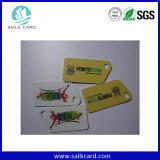 Tag plástico da bagagem do OEM ou do ODM