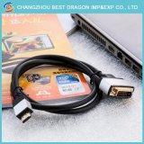 높은 정의 HDMI에 DVI 케이블 케이블, 양용 교차하는 연결 전시 DVI에 HDMI