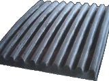 Alto piatto del frantoio a mascella dell'acciaio del manganese