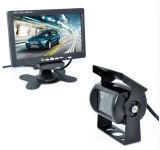 5inch/7inch que invierte los sistemas, kit video de la ayuda del estacionamiento, monitor de TFT LED con las cámaras del estacionamiento