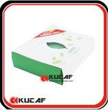 Rectángulo de regalo cosmético de empaquetado de la impresión del rectángulo de papel