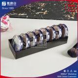 Qualitäts-Eitelkeits-Plexiglas-kosmetischer Bildschirmanzeige-Puder-Halter